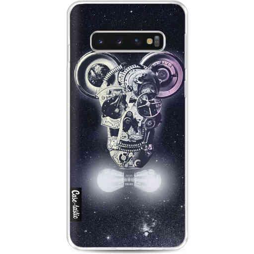 Casetastic Softcover Samsung Galaxy S10 - Mechanic Skull