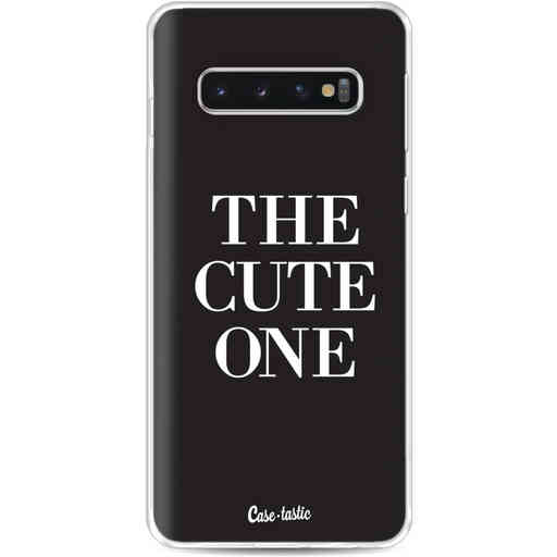 Casetastic Softcover Samsung Galaxy S10 - The Cute One