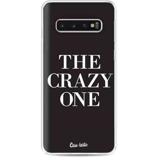 Casetastic Softcover Samsung Galaxy S10 - The Crazy One