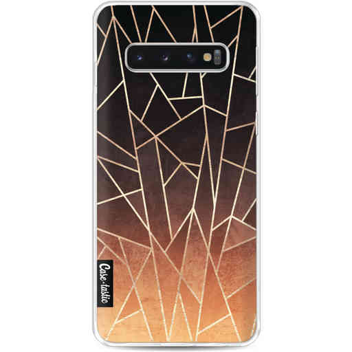 Casetastic Softcover Samsung Galaxy S10 - Shattered Ombre