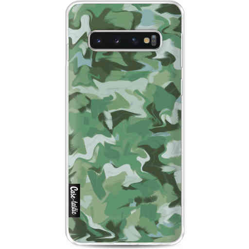 Casetastic Softcover Samsung Galaxy S10 - Army Camouflage