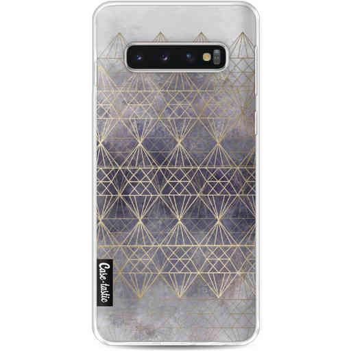 Casetastic Softcover Samsung Galaxy S10 - Cold Diamonds