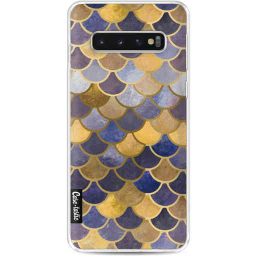 Casetastic Softcover Samsung Galaxy S10 - Sapphire Scales