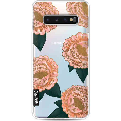 Casetastic Softcover Samsung Galaxy S10 - Winterly Flowers