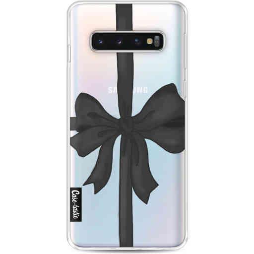 Casetastic Softcover Samsung Galaxy S10 - Black Ribbon