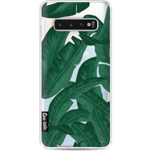 Casetastic Softcover Samsung Galaxy S10 - Banana Leaves