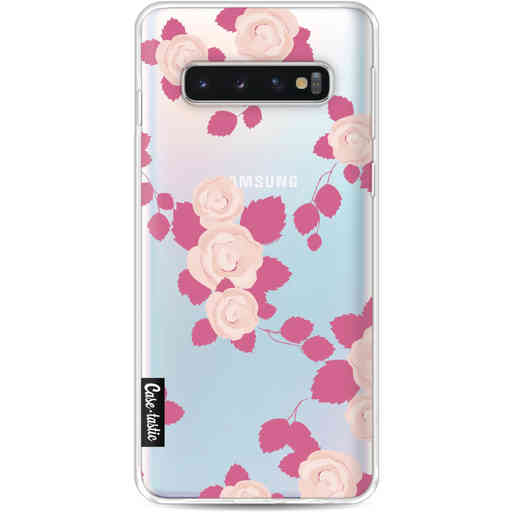 Casetastic Softcover Samsung Galaxy S10 - Pink Roses