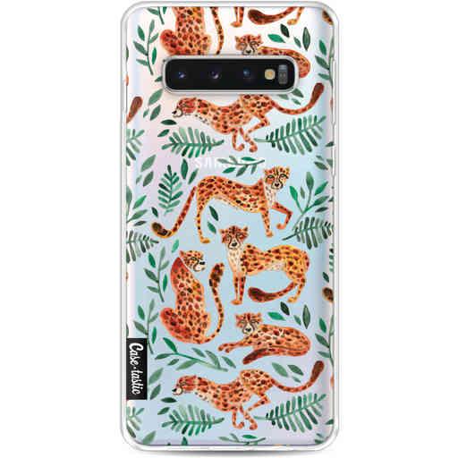 Casetastic Softcover Samsung Galaxy S10 - Cheetah Life