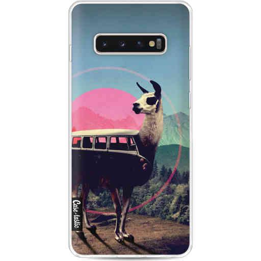 Casetastic Softcover Samsung Galaxy S10 Plus - Llama