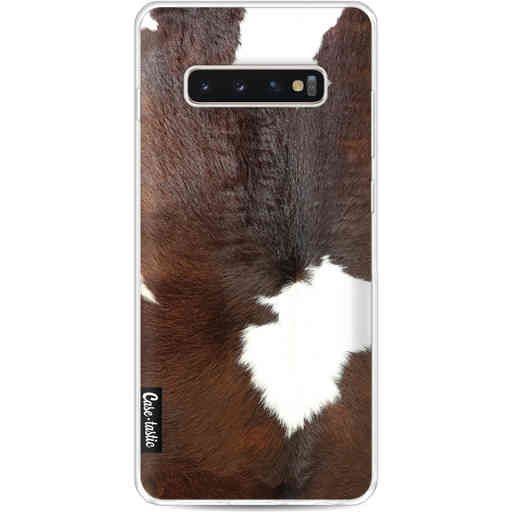 Casetastic Softcover Samsung Galaxy S10 Plus - Roan Cow