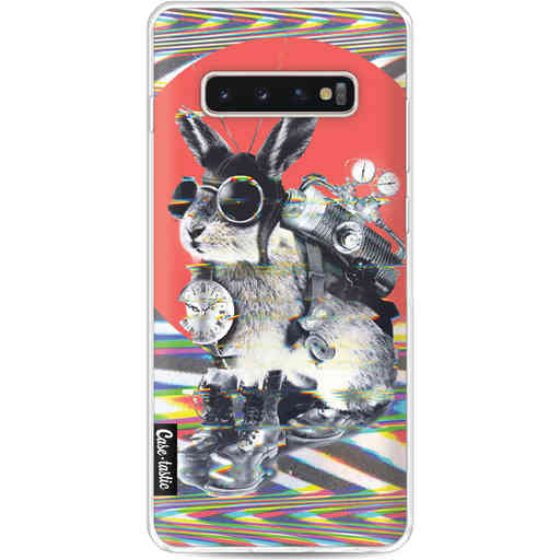 Casetastic Softcover Samsung Galaxy S10 Plus - Time Traveller