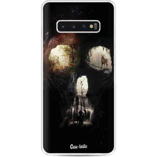 Casetastic Softcover Samsung Galaxy S10 Plus - Cave Skull