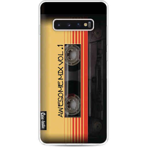 Casetastic Softcover Samsung Galaxy S10 Plus - Awesome Mix
