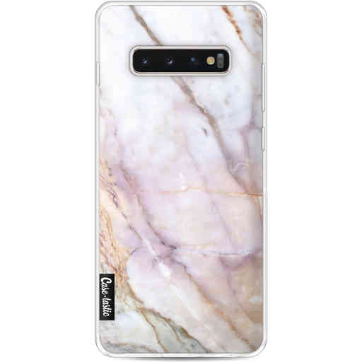 Casetastic Softcover Samsung Galaxy S10 Plus - Pink Marble