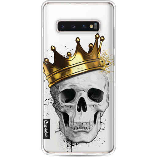 Casetastic Softcover Samsung Galaxy S10 Plus - Royal Skull