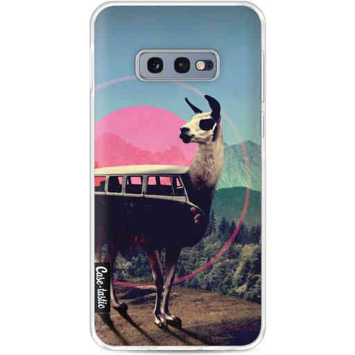 Casetastic Softcover Samsung Galaxy S10e - Llama