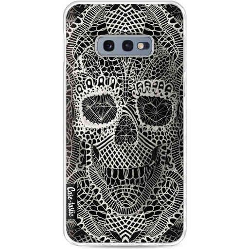 Casetastic Softcover Samsung Galaxy S10e - Lace Skull