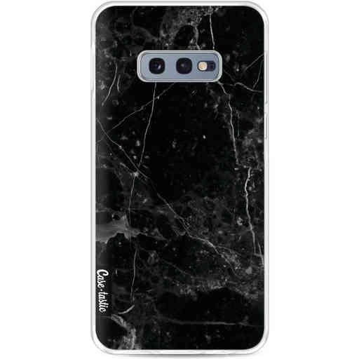 Casetastic Softcover Samsung Galaxy S10e - Black Marble