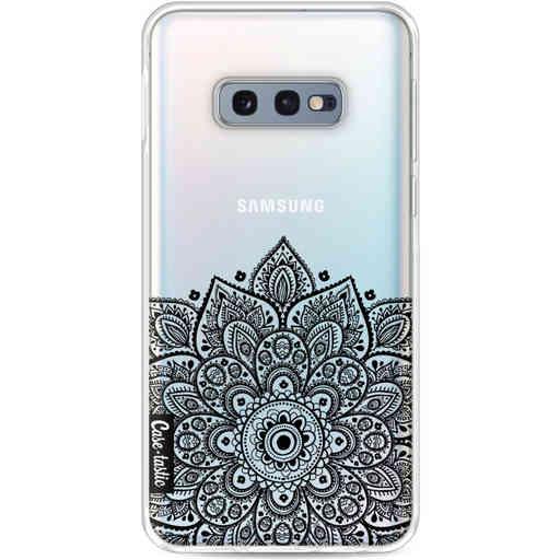 Casetastic Softcover Samsung Galaxy S10e - Floral Mandala