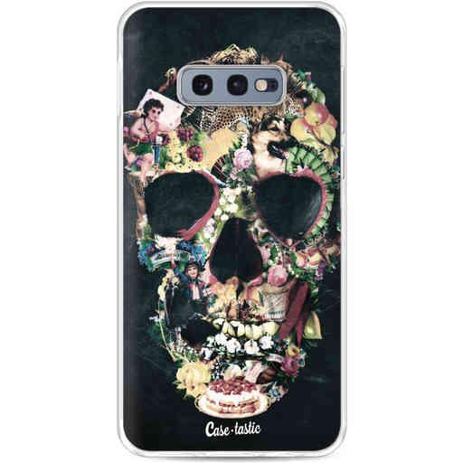 Casetastic Softcover Samsung Galaxy S10e - Vintage Skull
