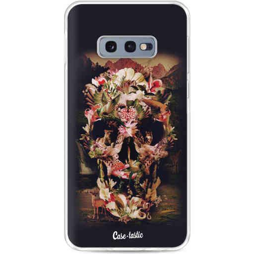 Casetastic Softcover Samsung Galaxy S10e - Jungle Skull