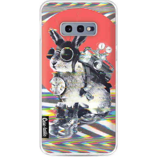 Casetastic Softcover Samsung Galaxy S10e - Time Traveller