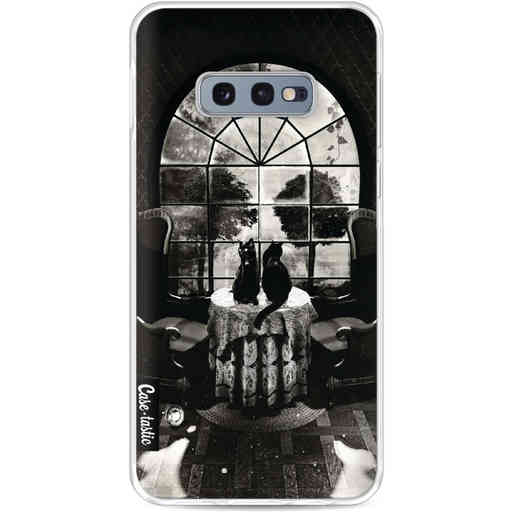 Casetastic Softcover Samsung Galaxy S10e - Room Skull BW