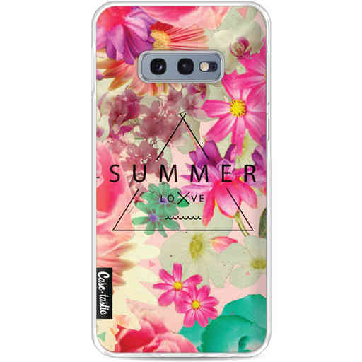Casetastic Softcover Samsung Galaxy S10e - Summer Love Flowers