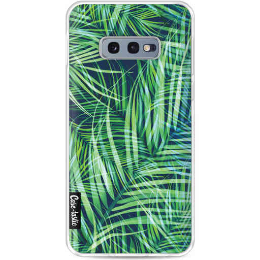 Casetastic Softcover Samsung Galaxy S10e - Palm Leaves