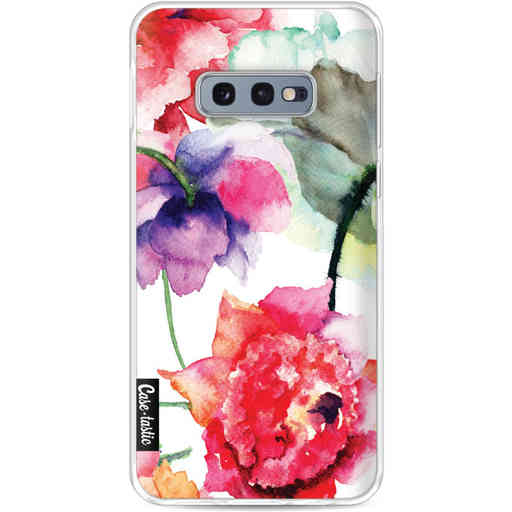 Casetastic Softcover Samsung Galaxy S10e - Watercolor Flowers