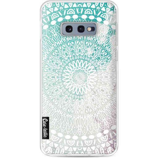 Casetastic Softcover Samsung Galaxy S10e - Rainbow Mandala