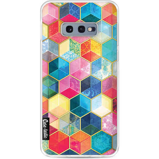 Casetastic Softcover Samsung Galaxy S10e - Bohemian Honeycomb