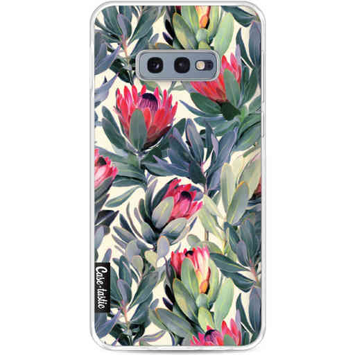 Casetastic Softcover Samsung Galaxy S10e - Painted Protea