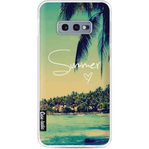 Casetastic Softcover Samsung Galaxy S10e - Summer Love