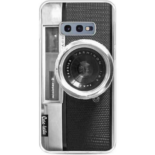 Casetastic Softcover Samsung Galaxy S10e - Camera