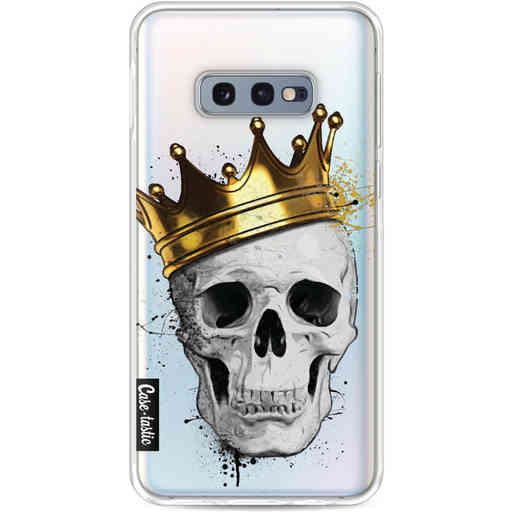 Casetastic Softcover Samsung Galaxy S10e - Royal Skull