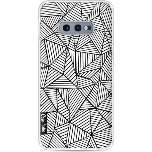 Casetastic Softcover Samsung Galaxy S10e - Abstraction Lines