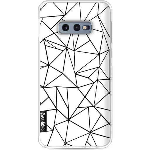 Casetastic Softcover Samsung Galaxy S10e - Abstraction Outline