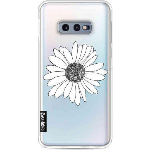Casetastic Softcover Samsung Galaxy S10e - Daisy Transparent