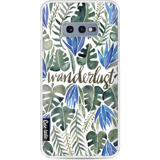 Casetastic Softcover Samsung Galaxy S10e - Wanderlust GreyWhite