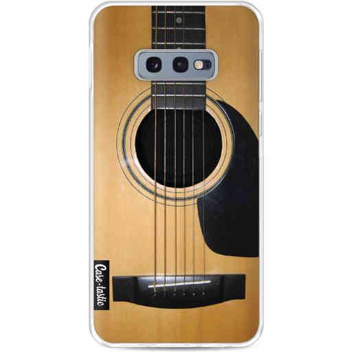 Casetastic Softcover Samsung Galaxy S10e - Guitar
