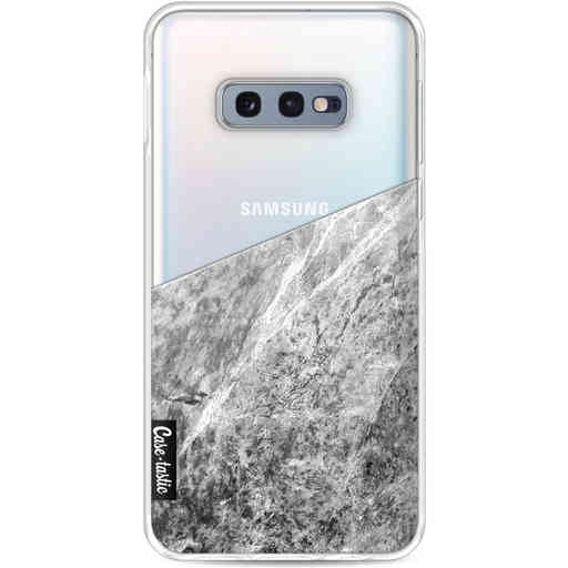 Casetastic Softcover Samsung Galaxy S10e - Marble Transparent