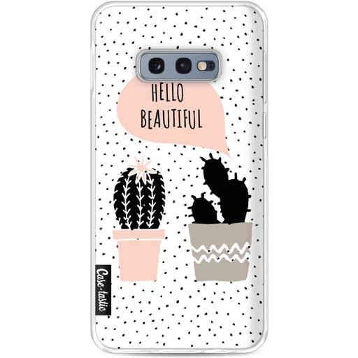 Casetastic Softcover Samsung Galaxy S10e - Cactus Love