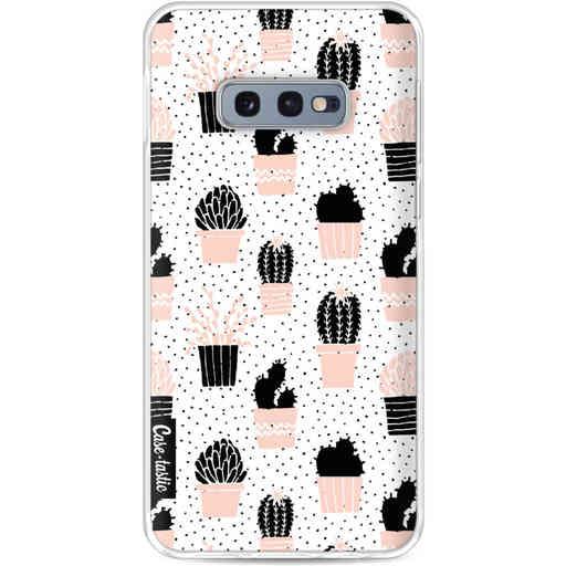 Casetastic Softcover Samsung Galaxy S10e - Cactus Print