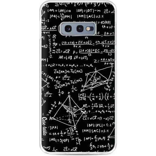 Casetastic Softcover Samsung Galaxy S10e - You Do The Math