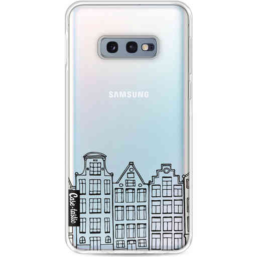 Casetastic Softcover Samsung Galaxy S10e - Amsterdam Canal Houses