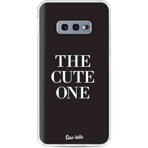 Casetastic Softcover Samsung Galaxy S10e - The Cute One