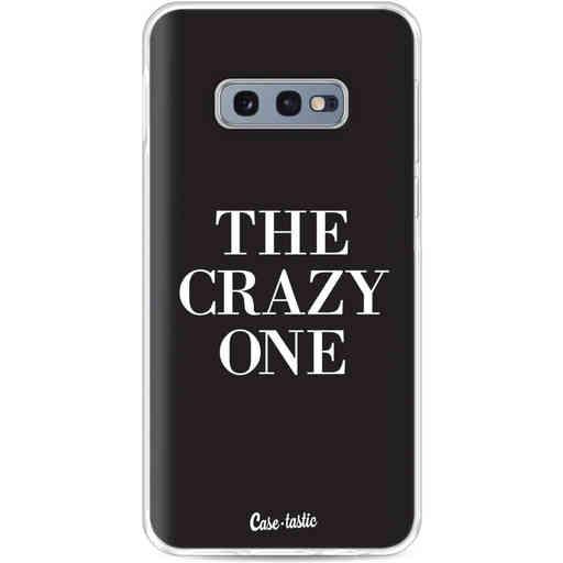 Casetastic Softcover Samsung Galaxy S10e - The Crazy One