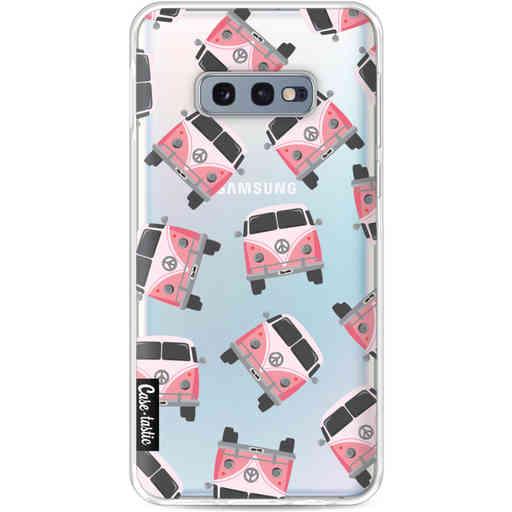 Casetastic Softcover Samsung Galaxy S10e - Little Casetastic Vans Pink