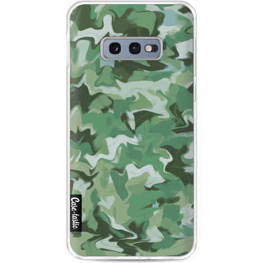 Casetastic Softcover Samsung Galaxy S10e - Army Camouflage